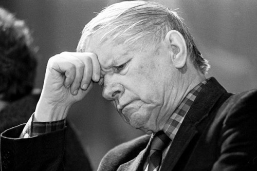 90 лет исполняется со дня рождения писателя Василия Быкова