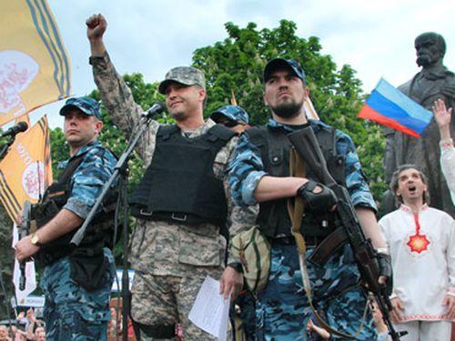 "Луганские боевики создают подобие КГБ и ""Смерш"""