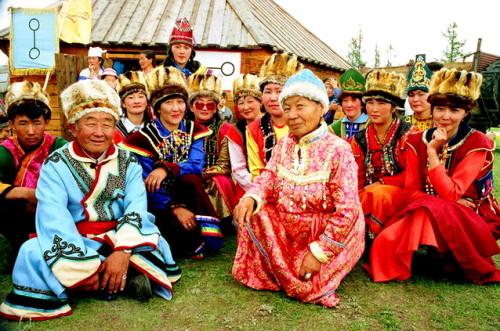Фестиваль культуры народов Севера в Барнауле и Бийске