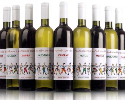 Молдова наращивает экспорт вина в Беларусь