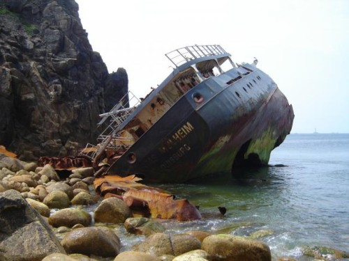 Возле берегов Малайзии после кораблекрушения пропали 66 человек