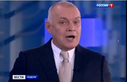 В Верховной Раде решают вопрос аккредитации российских СМИ