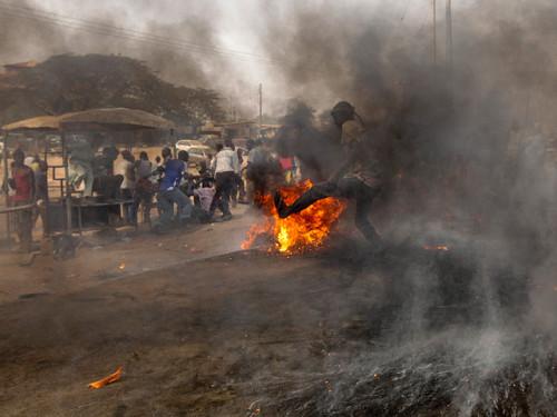 20 человек погибло во время теракта в Нигерии