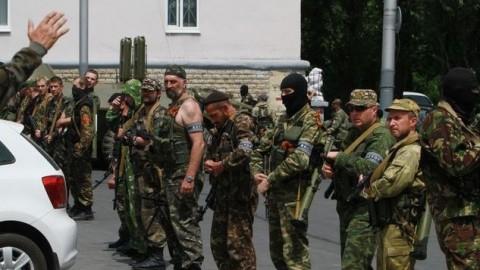 Захваченные в плен террористами группы наблюдателей ОБСЕ сообщили, что они живы