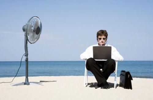 Все больше офисов переезжают в Интернет