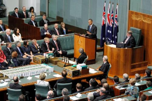 Австралия осудила политику России и ввела против чиновников и предприятий санкции