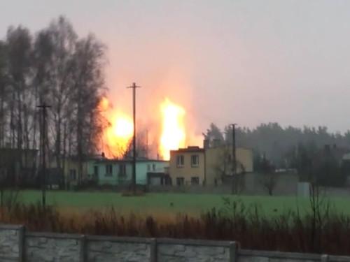 Украинские эксперты во взрыве газопровода подозревают российскую сторону