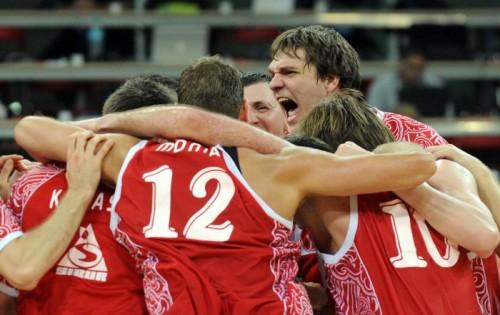 Баскетбольная сборная России победила чешскую команду