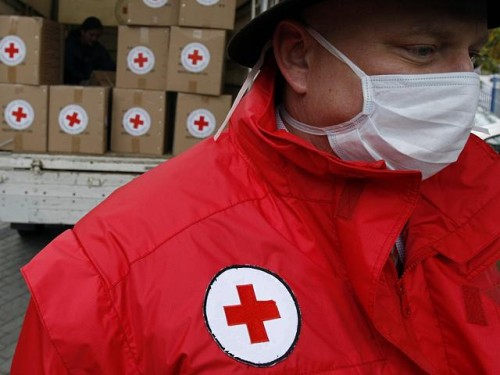 Джанкойский район Крыма получил гуманитарную помощь из Воронежа