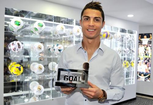 Роналду в третий раз стал лучшим игроком сезона