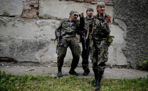 Порошенко : Из Горловки боевиков выгоним без танков и артилерии