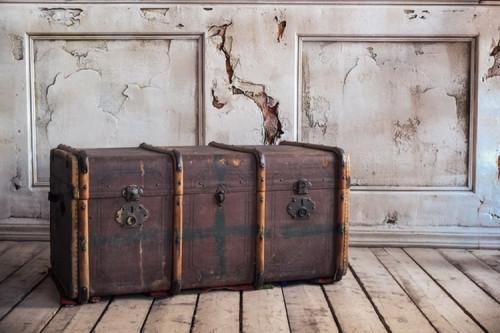 Супруги нашли клад в 41 млн старых итальянских лир