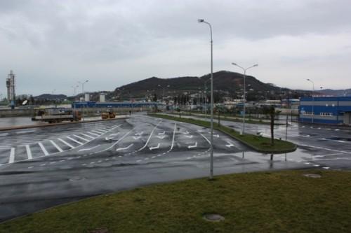 Из-за мощного паводка под Сочи остановлено движение по трассе «Джубга-Сочи»