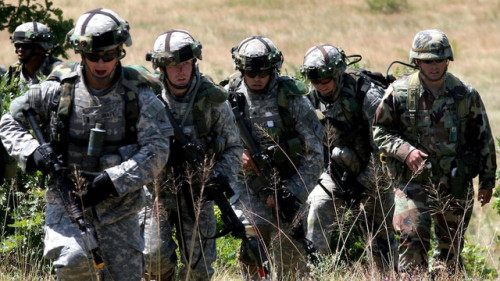 """США без вступления в НАТО готовятся принять Украину, Грузию и Молдову в """"военные союзники США"""""""