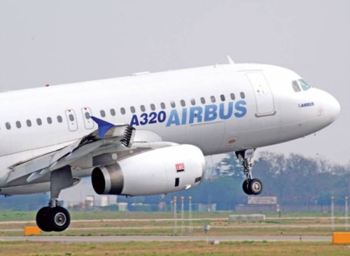 «Фарнборо-2014»: Airbus заключил сделки на авиасалоне на 21 млрд долларов