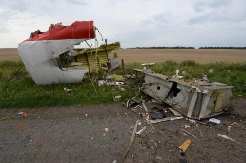 Новая информация о гибели Боинга 777 возле Донецка
