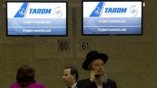 В аэропорту Тель-Авива россияне ждут вылета, рейсы отмены
