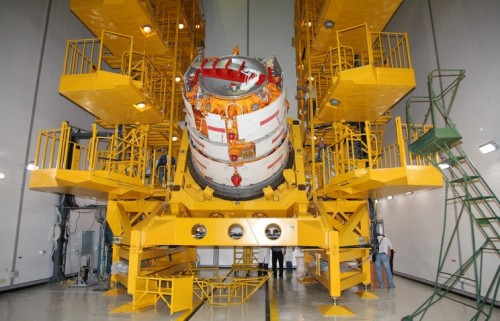 Спутник «Фотон-М» работает в штатном режиме