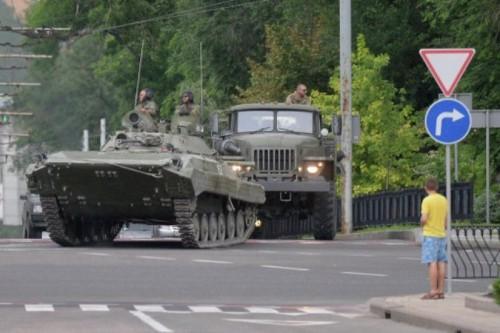 Госдеп США получил доказательства поставок Россией тяжелого вооружения боевикам