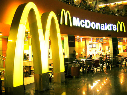 Роспотребнадзор сфальсифицировал результаты проверок McDonald's