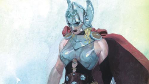 Американская компания Marvel заменит супергероя Тора на женщину