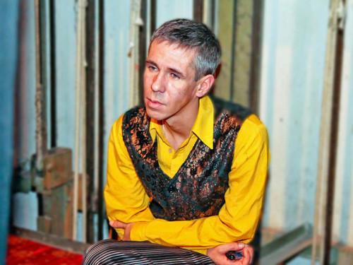 Скандально известный актер Алексей Панин меняет кино на монастырь