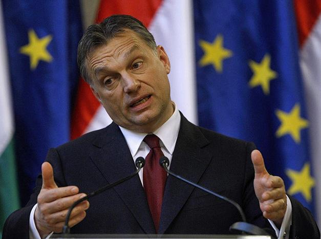 чему снится европа больше не может защитить себя премьер венгрии делать, если