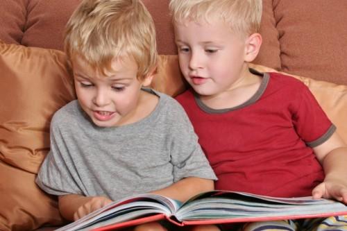 Раннее чтение - залог высокого интеллекта в будущем