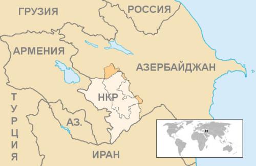 В Нагорно-Карабахскую Республику прибудут армянские добровольцы