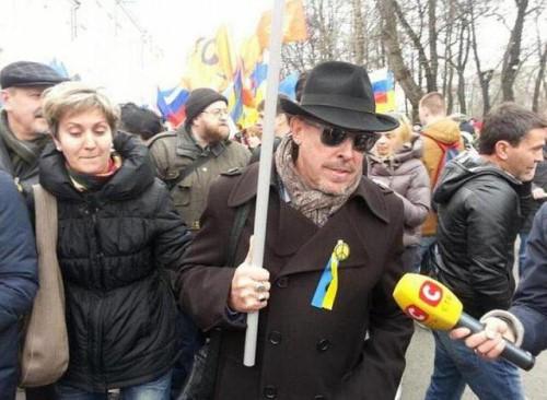 Украина вводит запрет на въезд свыше 500 российских деятелей культуры