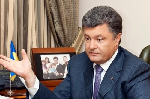 Петр Порошенко призывает бизнесменов подавать иски за потерю бизнеса в оккупированном Крыму