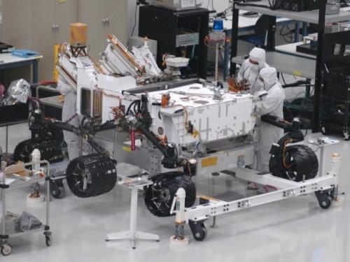 На марсоходе NASA установят устройство для добычи кислорода из углекислого газа
