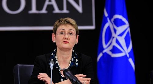 НАТО : Россия может проявить агрессию в виде миротворческой миссии
