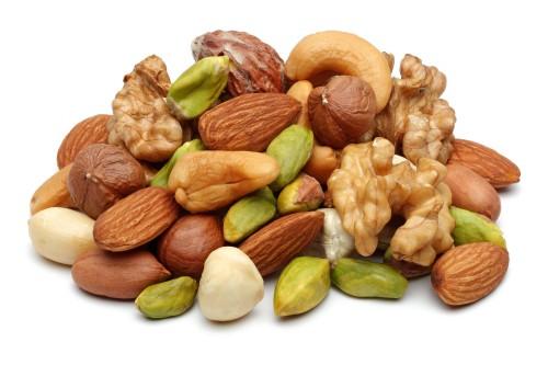 Орехи в борьбе с сахарным диабетом