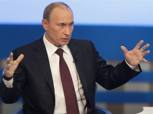 Путин : Мировые санкции против нас - контрпродуктивны