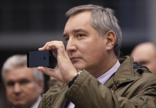 Рогозин : Без санкций мы бы и дальше не развивали наше производство