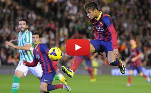 прямая трансляция Барселона Малага смотреть футбол онлайн