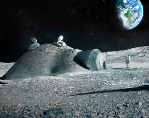 лучший проект инопланетного дома