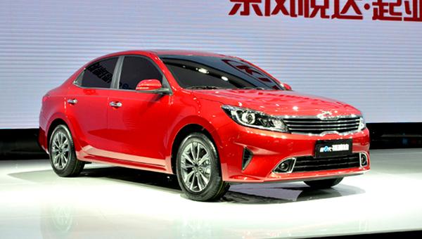 Киа анонсировала старт реализации седана Forte обновленного поколения