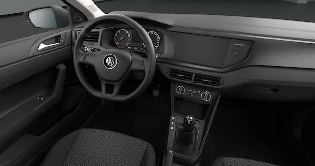 Новый дизайн нового VW Polo вбазе шокировал репортеров