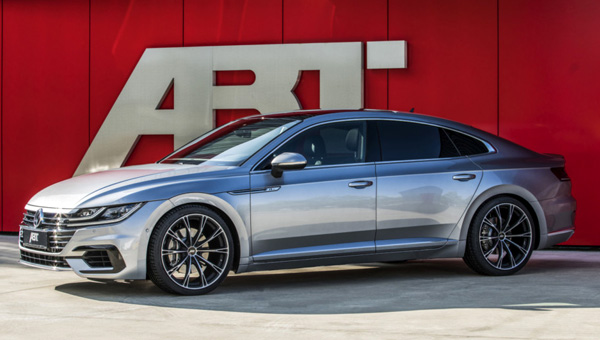 Тюнеры изABT Sportsline обновили новый VW Arteon