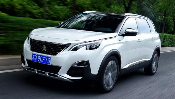 Продажи Peugeot 5008 в РФ начнутся в 2018 г.