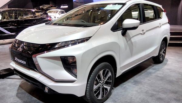 Новый Mitsubishi Xpander пользуется ажиотажным спросом