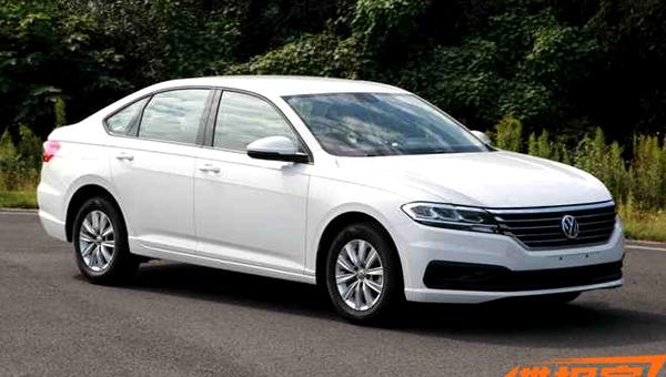 Volkswagen готовит к премьере новый седан Lavida