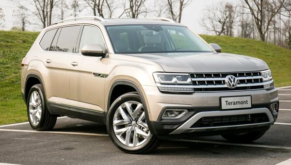 Джипы VW Atlas отзываются из-за серьезной неисправности