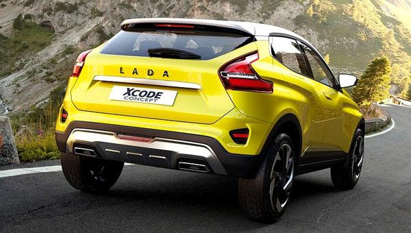 Компания волжский автомобильный завод запатентовала собственный новый кроссовер Лада XCode