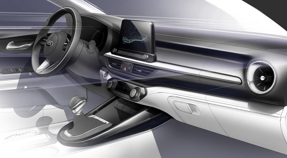 В «Автотор» начали выпуск нового фастбека Киа Stinger