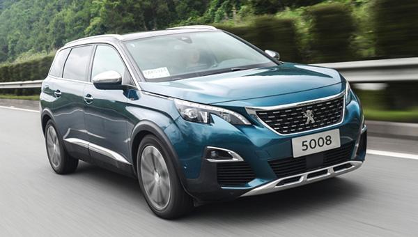 Peugeot (Пежо) 5008 уже вскором времени прибудет в Российскую Федерацию