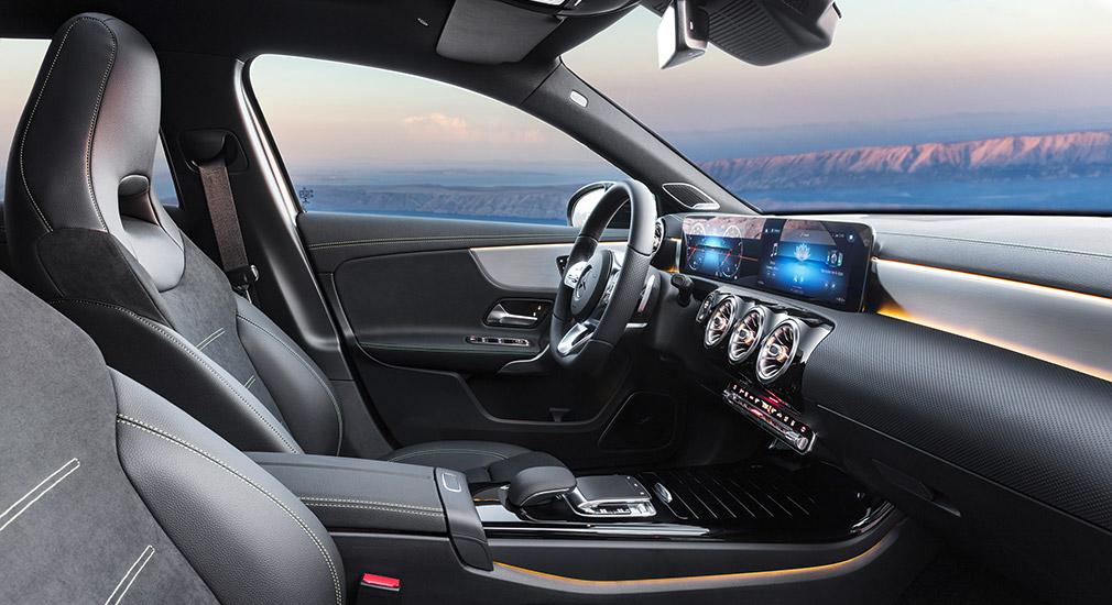 Mercedes представил новый A-Class