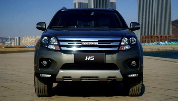 В Российской Федерации началось производство «брутального» китайского джипа DWHower H5